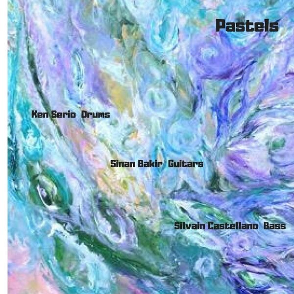 Cover art for Pastels
